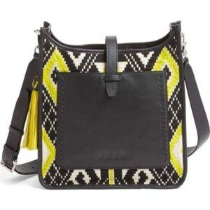 Rebecca Minkoff Handbag X Feed Leather Crossbody